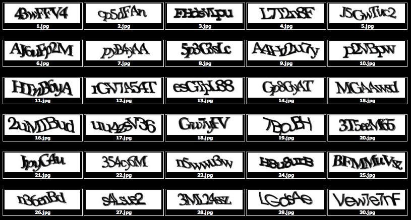 CAPTCHA Fail